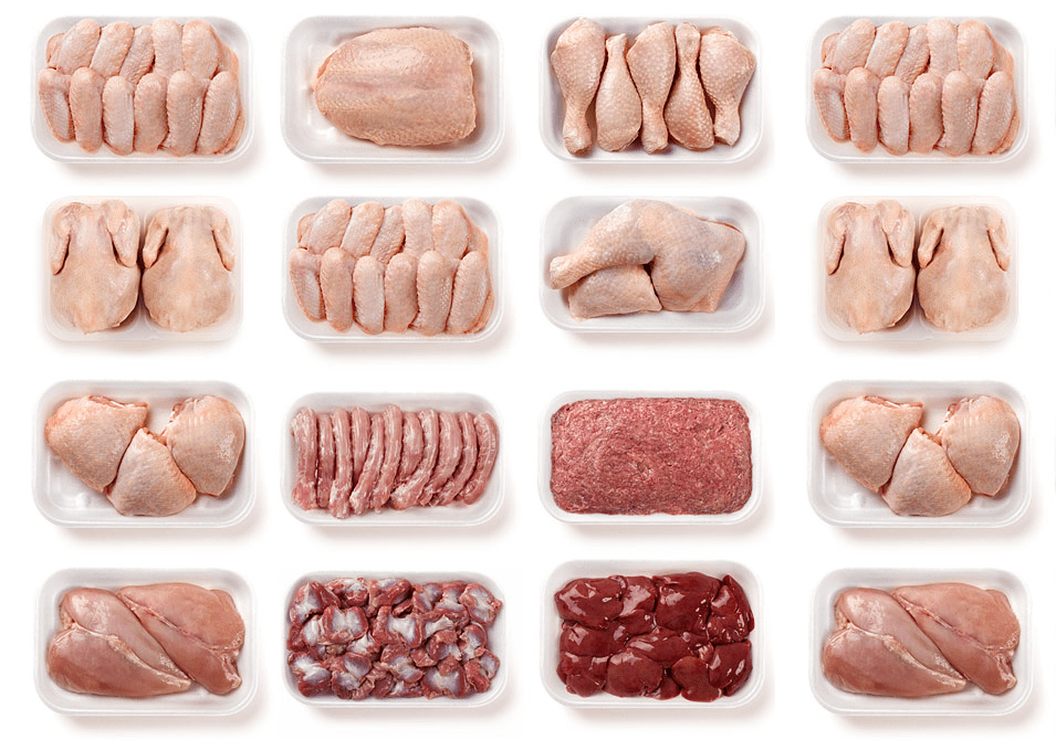 Автоматизация процесса разделки мяса птицы и планирования производства
