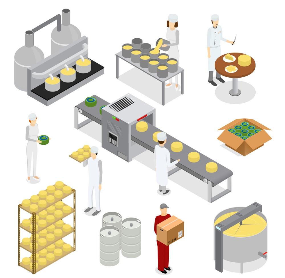 Автоматизация внутрицехового планирования производства на «1С»