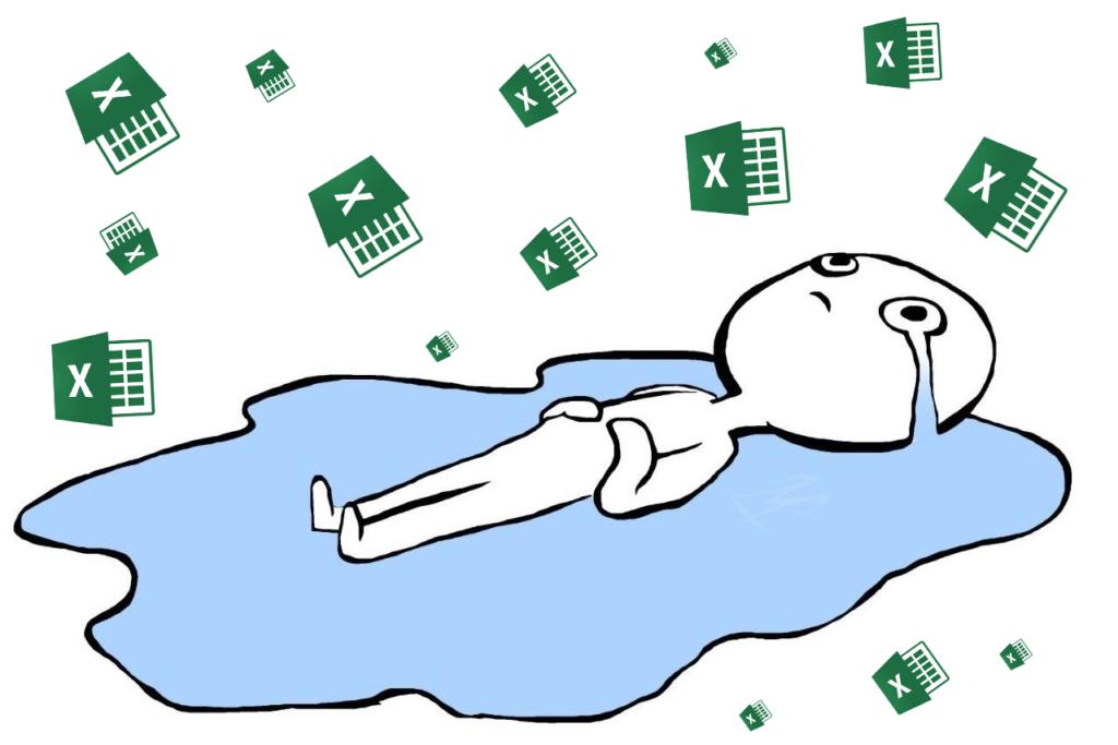 создание рабочей модели планирования в Excel